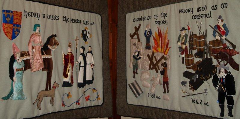 Bridlington Priory Tapestry