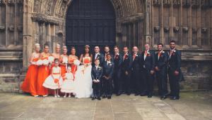 Weddings - Bridlington Priory