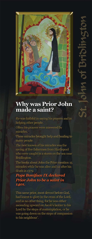 St John of Bridlington